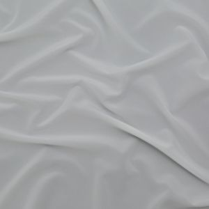 Theory White Stretch Polyester Crepe
