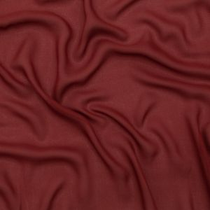 The Row Tango Red Satin-Faced Silk Georgette