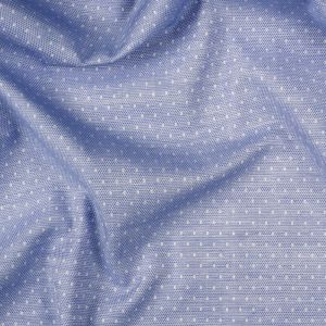 Premium Serenity Spotted and Diamond Patterned Cotton Shirting