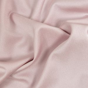 Isla Veiled Rose Lux Polyester Crepe Back Satin