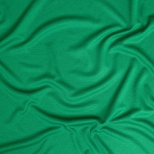 Green Coolmax Wicking Athletic Mesh