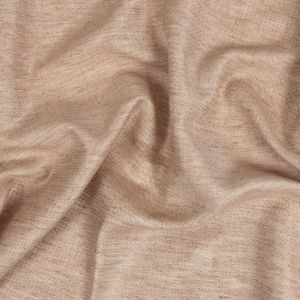 Toledo Heathered Mauve Cotton, Tencel and Linen Blended Woven
