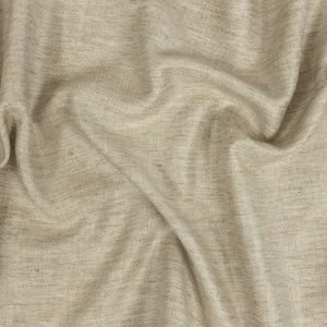 Toledo Heathered Oatmeal Cotton, Tencel and Linen Blended Woven