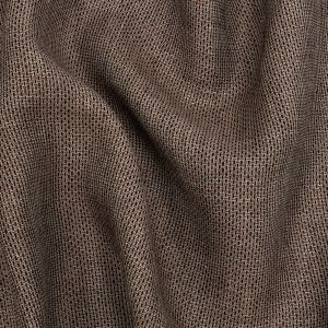 Chestnut and Peat Two-Tone Linen Tweed