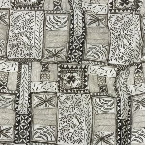 Mood Exclusive Smoke Collector's Botany Lightweight Viscose-Linen Woven