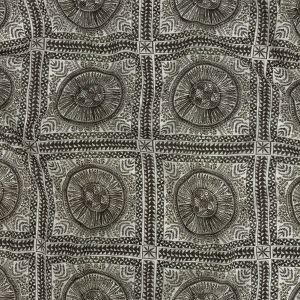 Mood Exclusive Small Heliocentric Lightweight Viscose-Linen Woven