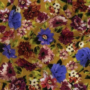 Mood Exclusive Fervent Floristry Spotted Viscose Jacquard