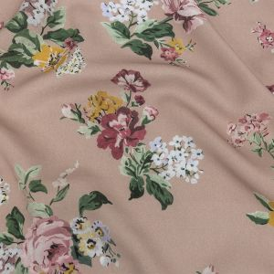 Mood Exclusive Blossoming Blush Tencel Twill