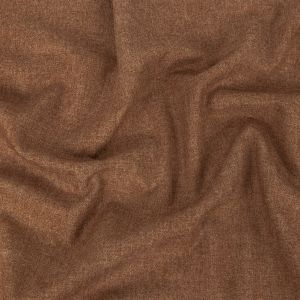 Italian Warm Beige Wool, Cotton and Cashmere Blended Suiting
