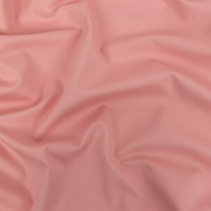 Garland Rose Pink Stretch Organic Cotton Double Cloth
