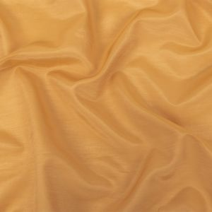 Zimmermann Apricot Silk and Cotton Voile