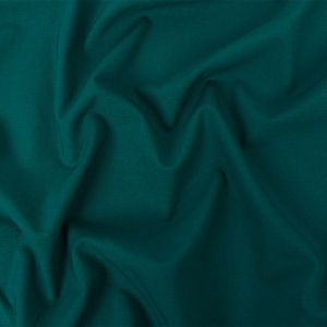 Italian Teal Stretch Wool Suiting