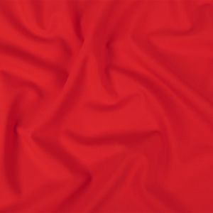Alvin Valley Italian True Red Stretch Wool Suiting