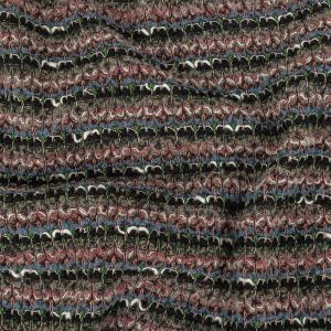 Sequin boucle designer party fabric with stretch