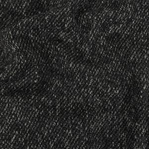Black, Griffin and Lightest Sky Boucled Twill