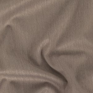 Heathered Taupe and Gray Satin-Faced Stretch Cotton Twill