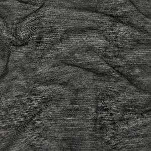 Theory Black and Gray Soft Woven Weft-Fusible Interlining