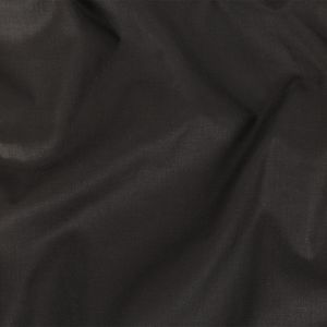 Theory Licorice Starched Cotton Twill Shirting