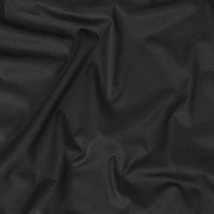 Theory Black Polyester and Cotton Shirting