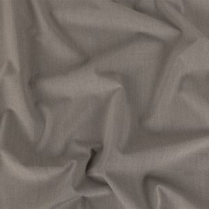Liz Claiborne Gray Polyester and Cotton Stretch Suiting