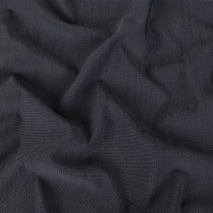 Night Sky Pin Dot Stretch Polyester Suiting