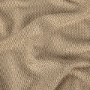 Oatmeal and Papyrus Stripes Tactile Cotton Woven
