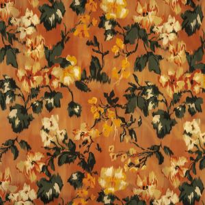 Mood Exclusive Clay May Flowers Cotton Poplin