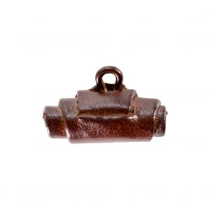 Antique Leather Toggle - 40L/25.5mm