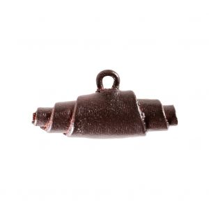 Antique Leather Toggle - 60L/38mm