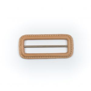 Natural Leather Buckle - 3