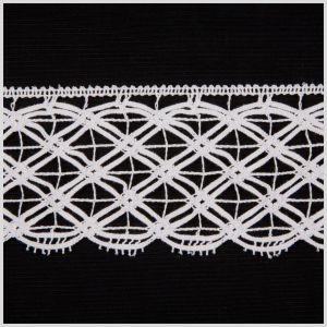 White Clunny Lace