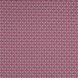 British Berry Moroccan Embroidered Satin