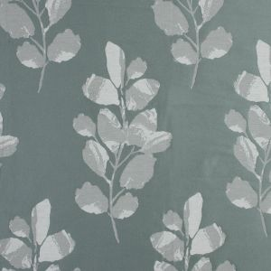 British Imported Duckegg Floral Twill Jacquard
