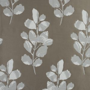 British Imported Linen Floral Twill Jacquard