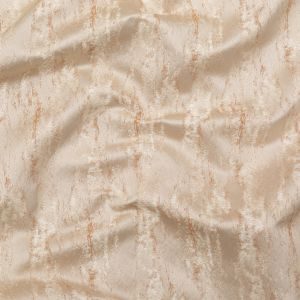 British Imported Copper Abstract Jacquard