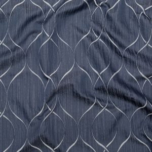 British Imported Ink Tactile Moroccan Jacquard