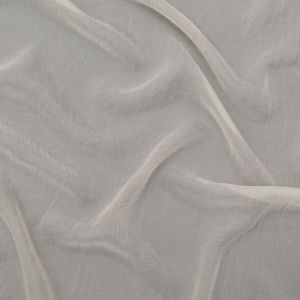 British Imported Oyster Wrinkled Drapery Sheer