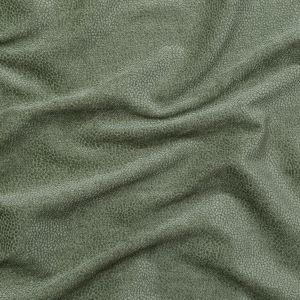 British Imported Celadon Spotted Chenille