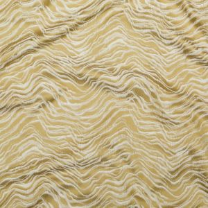 British Imported Pistachio Wavy Abstract Jacquard