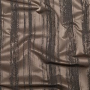 British Imported Bronze Two-Tone Polyester Jacquard