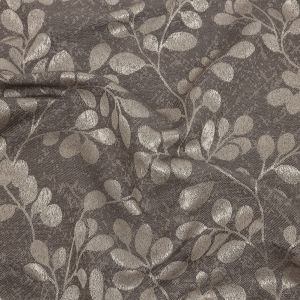 British Imported Grape Pussy Willow Jacquard