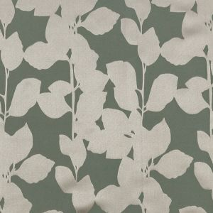 British Imported Spa Satin-Faced Florals Drapery Jacquard