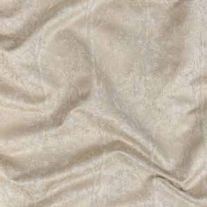 British Imported Oyster Woodlands Drapery Jacquard