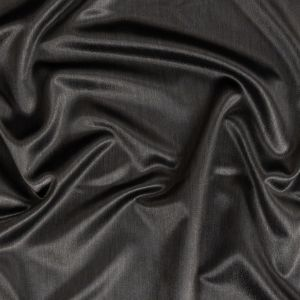 British Imported Charcoal Home Decor Polyester Satin