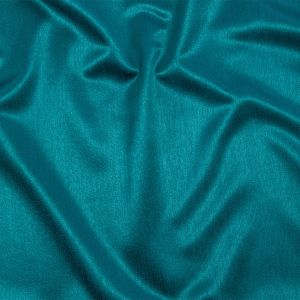 British Imported Peacock Home Decor Polyester Satin