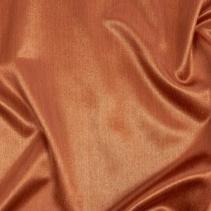 British Imported Rust Home Decor Polyester Satin