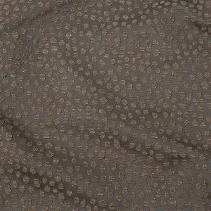 British Imported Mole Spotted Polyester Jacquard