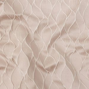 British Imported Orchid Leafy Silhouettes Polyester Jacquard