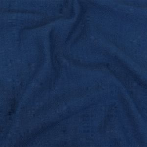 British Imported Denim Polyester, Viscose and Linen Woven