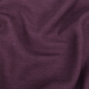 British Imported Grape Polyester, Viscose and Linen Woven